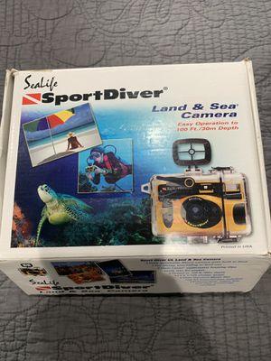 Underwater film camera for Sale in Homestead, FL