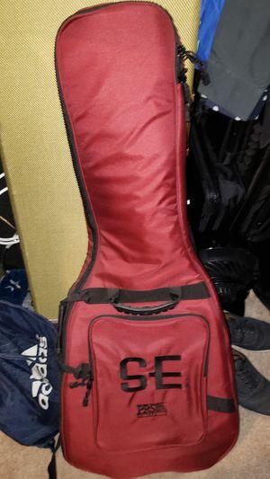 PRS guitar bag for Sale in Austin, TX
