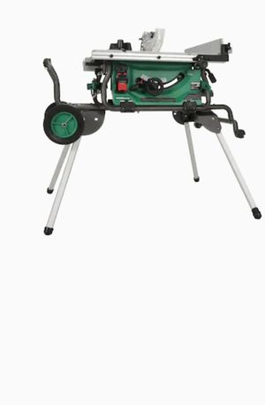 Metabo table saw for Sale in Herriman, UT