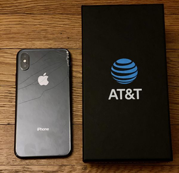 I Phone X64GB