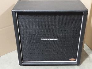 Amplifier amp 4x12 cabinet speaker guitar and bass for Sale in Bergenfield, NJ