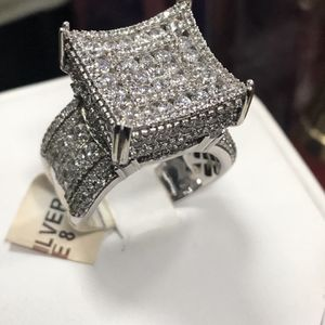Real Silver Ring for Sale in Sugar Land, TX