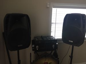 Dj Equipment barely used for Sale in Tampa, FL