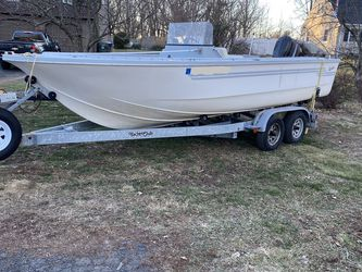 20ft Center Consol Fishing Boat for Sale in Wethersfield,  CT