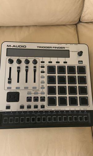 M-Audio TRIGGER FINGER PRO for Sale in Rocklin, CA
