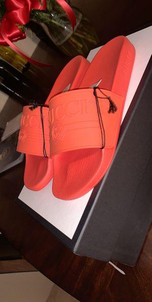 Gucci slides for Sale in Santa Rosa, CA