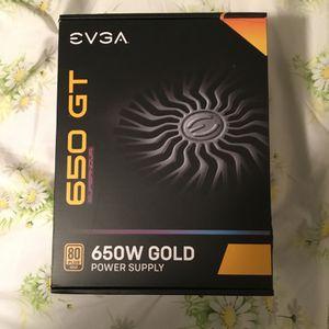 EVGA 650W GOLD POWER SUPPLY Supernova for Sale in Lexington, SC