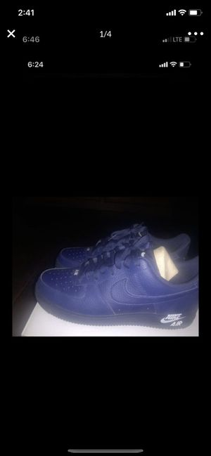 Af1 size 10.5 for Sale in Los Angeles, CA
