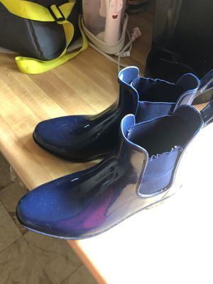 Woman Ralph Lauren rain boots size 8 for Sale in Los Angeles, CA