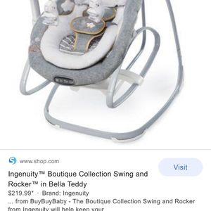 Infant Swing for Sale in Las Vegas, NV