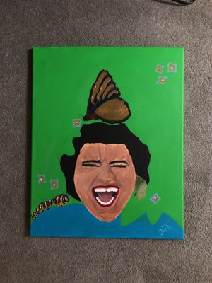 Acrylic Painting for Sale in Durham, NC