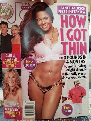 Janet Jackson US Weekly - June 5, 2006 Issue 590 for Sale in BELLEAIR BLF, FL