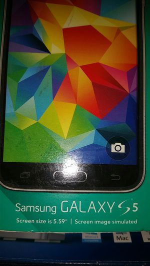 SAMSUNG GALAXY S 5 SMART PHONE BRAND NEW NEVER USED $200. for Sale in Glen Allen, VA