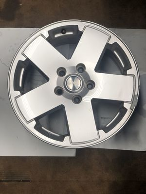 "Set of 4 OEM 17"" Alloy Wheels for 2007-2017 Jeep Wrangler for Sale in Brooklyn, NY"