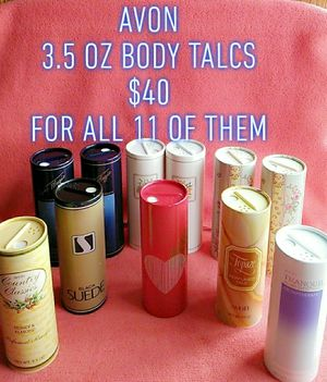 🅰️NEW🅰️ $30 for all 11-3.5 oz 🅰️VON body talcs (80227) for Sale in Denver, CO