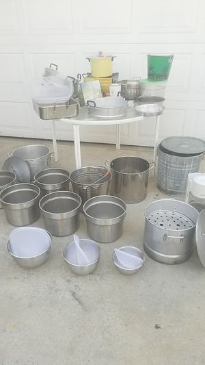 cookware for Sale in Santa Ana, CA