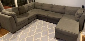 7 piece sectional couch for Sale in Chicago, IL
