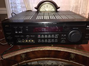 JVC Audio/Video Receiver RX-8010V for Sale in Chicago, IL