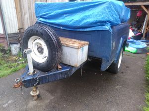Trailer for trade or sale for Sale in Eugene, OR