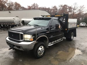 2004 Ford F-350 DRW Diesel with plow for Sale in Upton, MA