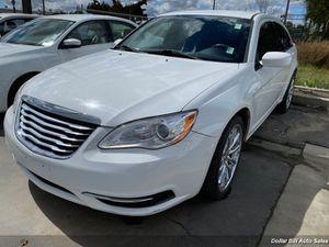 2011 Chrysler 200 Touring for Sale in Visalia, CA