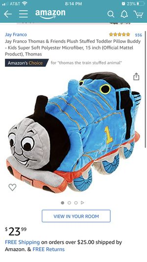 Thomas the train stuffed animal for Sale in Franklin, TN