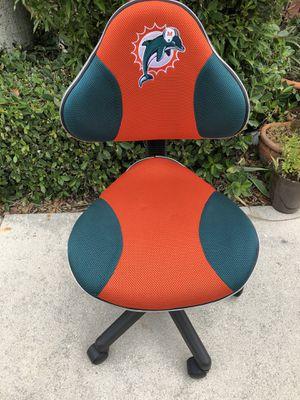 Miami Dolphin Desk Chair for Sale in Boca Raton, FL