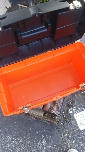 Tool box (Empty) for Sale in Austin, TX