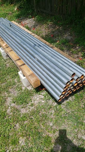 Galvanize fence Poles for Sale in Tampa, FL