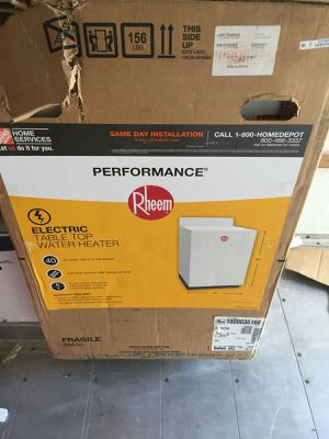 """""Whater Heater""""$700 for Sale in Houston, TX"