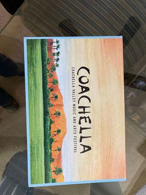 Coachella ticket for Sale in Stockton, CA
