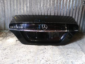 2012-2016 Mercedes CLS550 Rear Trunk Lid w/o spoiler w/ Camera Shell OEM Used for Sale in Wilmington, CA
