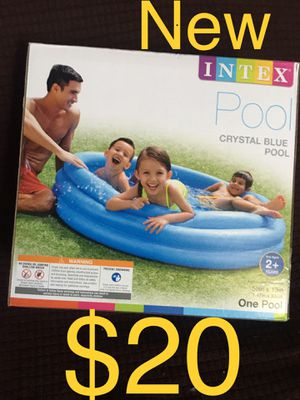 Kids Swimming Pool 58 in X 13 in **New*** for Sale in Las Vegas, NV