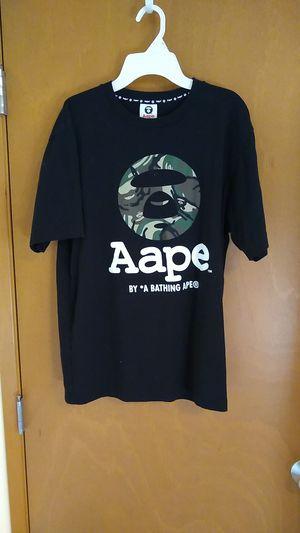Aape bape shirt size medium for Sale in Seattle, WA