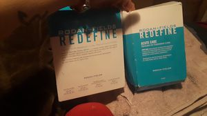 Rodan & Fields Redefine cleansing mask, pore minimizing toner, triple defense treatment, overnight restorative cream, +Acute care for Sale in Arlington, TX