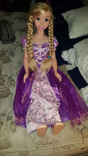 Life size rapunzel doll for Sale in Portland, OR