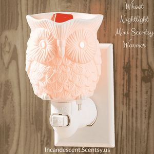 Scentsy Whoot Warmer for Sale in Woodhull, IL