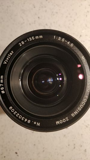 Lenses for Canon a1 or for new mirorless cam for Sale in Rancho Cordova, CA