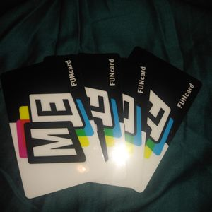 Main Event Game Cards for Sale in Houston, TX