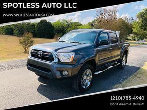 2015 Toyota Tacoma for Sale in San Antonio, TX