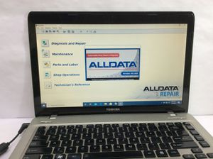 Laptop with Programs Alldata and Mitchell / Laptop Para Mecanicos for Sale in Dallas, TX