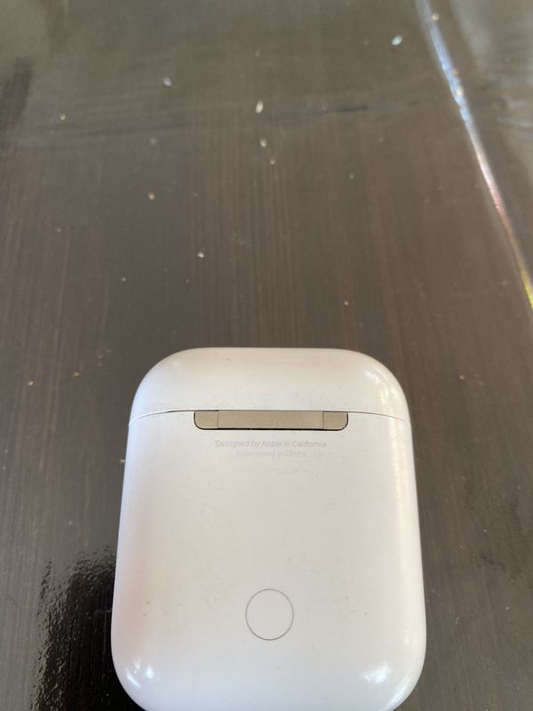 Apple Airpods used