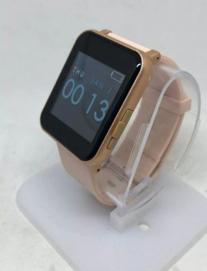 🔥Pink and Gold Authentic Q7 Sport Smart Watches. For Android and iPhones 🔥 New Open Box for Sale in Davenport, FL