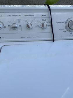 Used Kenmore Washer And Gas Dryer for Sale in West Covina,  CA