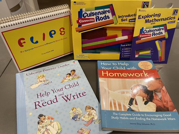 Home Learning Parent Resource Bundle