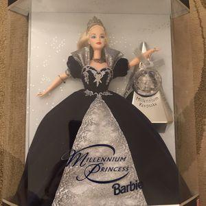 Vintage Millennium Princess Barbie- Sealed, NIB for Sale in Charleston, SC
