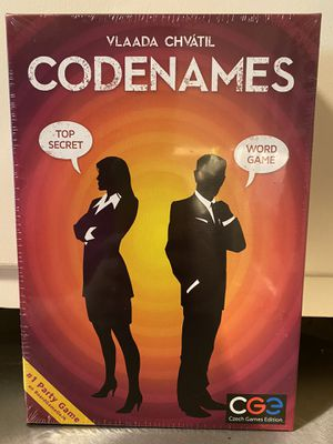 CODENAMES board game🔥🔥🔥 for Sale in High Point, NC