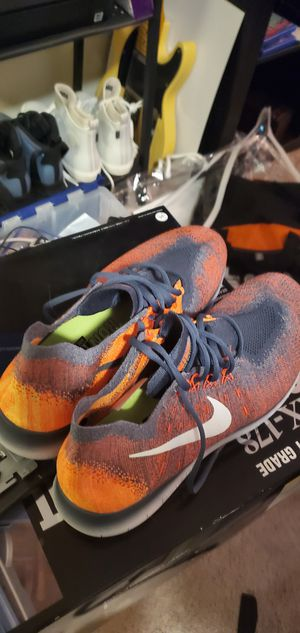 Nike RN Flyknit 17 shoes size 11.5 for Sale in San Jose, CA