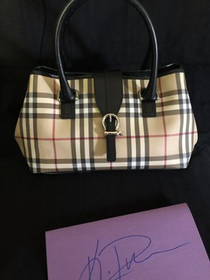 Burberry House Check Shoulder Bag for Sale in Nixa, MO