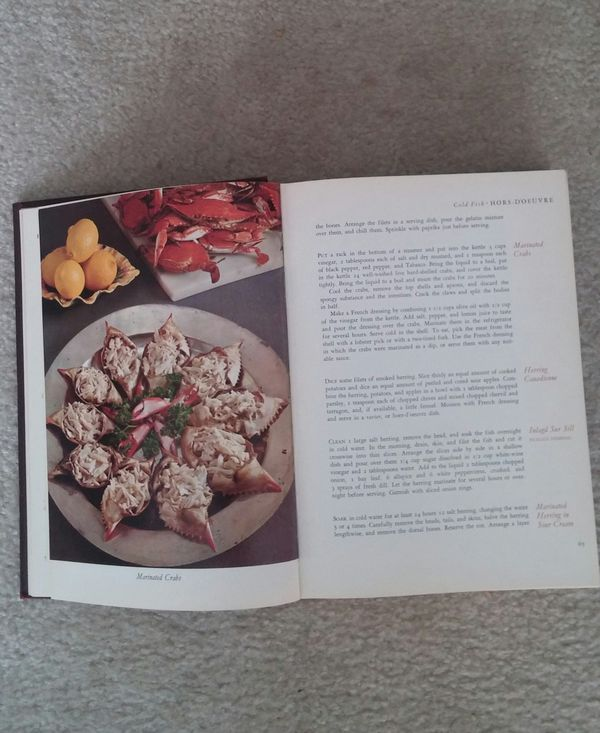 """Older Set Of """"The Gourmet Cookbook""""/Two Volumes"""